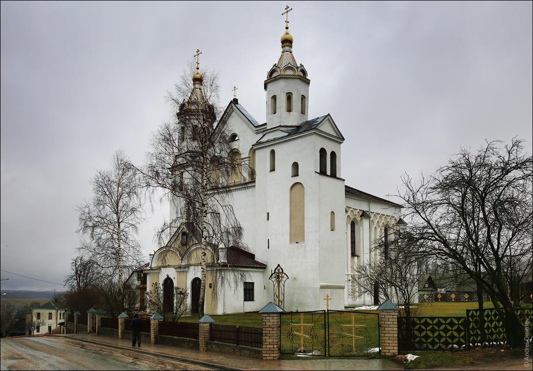 Церковь Борисоглебская
