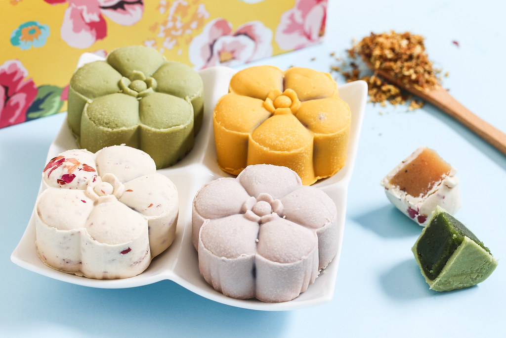 Bakerzin Mooncake: Mini Momo Collection