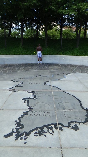 Baltimore Korean War Memorial Aug 15 (1)