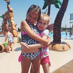 These girls! 💗💗 #misspaisleygrace (photo credit: Lindy)