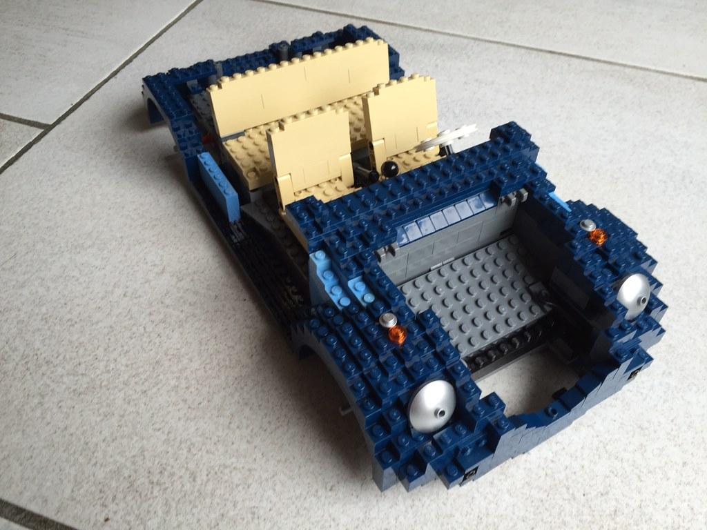 Lego Volkswagen Beetle 10187l Com Lego Volkswagen Beetle 10187