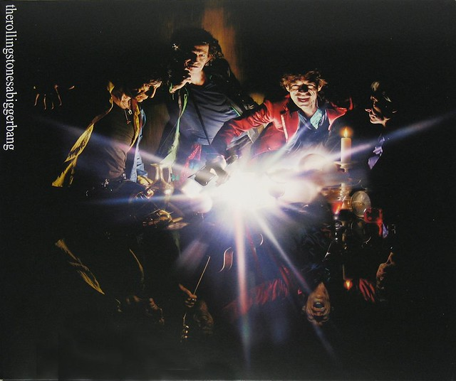 Rolling Stones A Bigger Bang The Rolling Stones