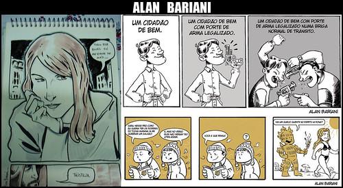 alan bariani