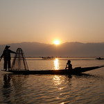 Inle Lake, the second largest lake in Myanmar