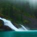 Glacial Falls by lahorstman