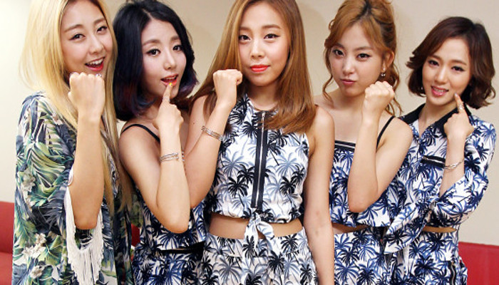 As meninas do Ladies' Code voltaram para homenagear RiSe e EunB!