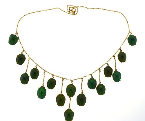 Egyptian Revival Jewelry from Joden Jewelers