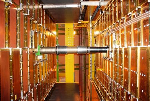 Visión del experimento LHCb
