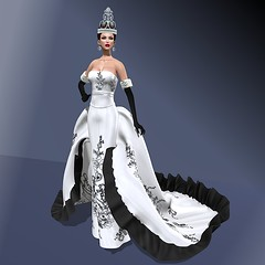 Eleseren MVW Ball Gown by Heth Haute Couture