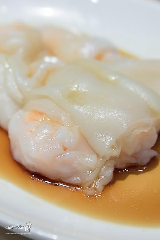 Crystal Jade Kitchen Dim Sum Lunch