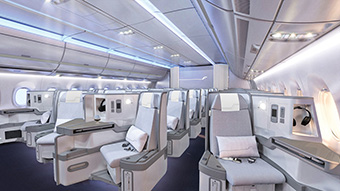 Finnair A350-900 Business Class (Finnair)
