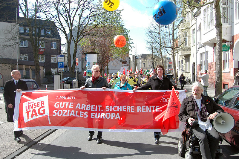 1. Mai 2013 in Oldenburg