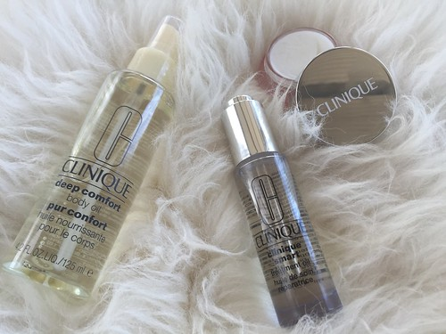 CLINIQUE ALL ABOUT OILS COLLECTION