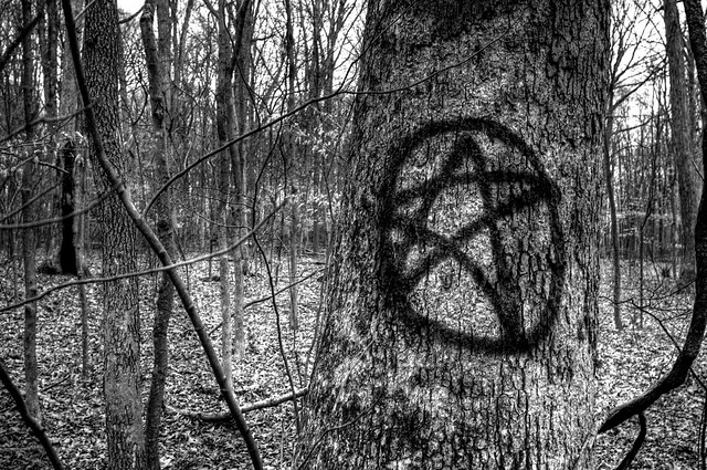 Top places to hold a satanic ritual