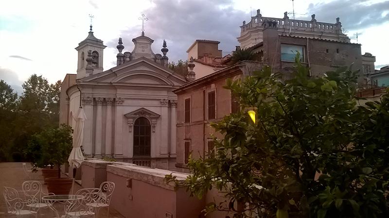 Palazzo Farnese Giardini