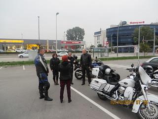 5. BMW Brigittenauer Motorradwallfahrt am 10.Okt.2015