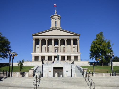 Tennessee State Capitol | Photo Captures by Jeffery ...  |Tennessee State Capital