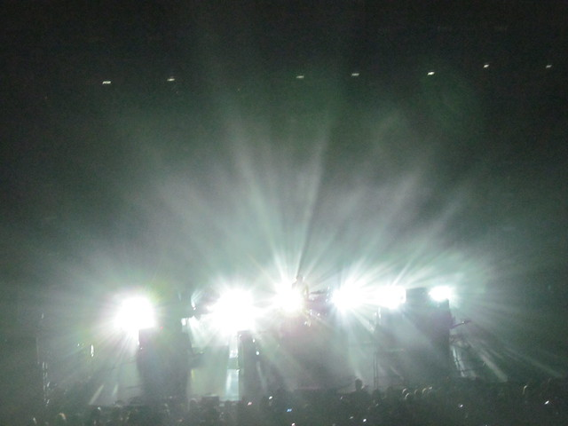 Editors + The Twilight Sad, London Hammersmith Apollo, 13 October 2015