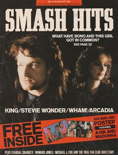Smash Hits, January 15, 1985 – p.01