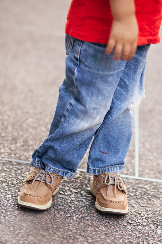 cute & little blog   dsw fall shoes   diba pilot brown ankle booties, sperry top-sider velcro toddler boy boat shoes