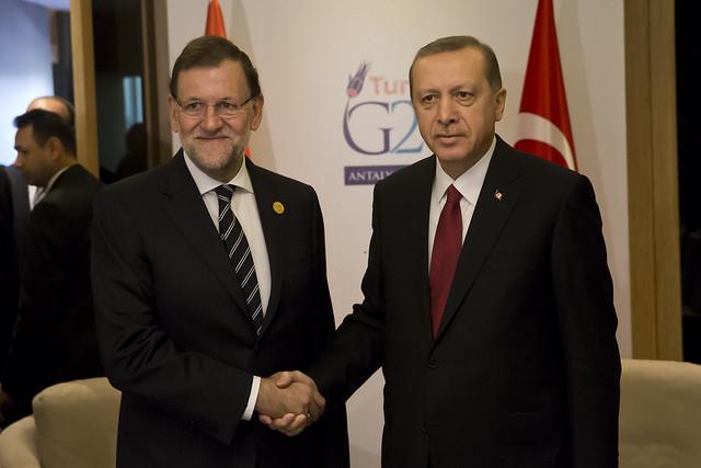 Rajoy participa en la Cumbre de líderes de G-20. Segunda jornada (16/11/2015)