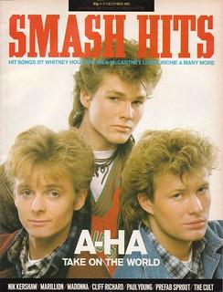 Smash Hits, December 04, 1985 – p.01