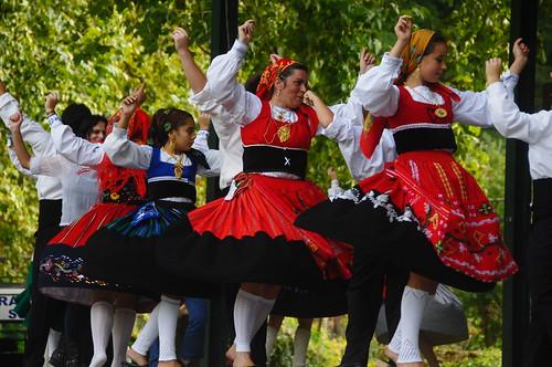 Portuguese Dance Minho Region