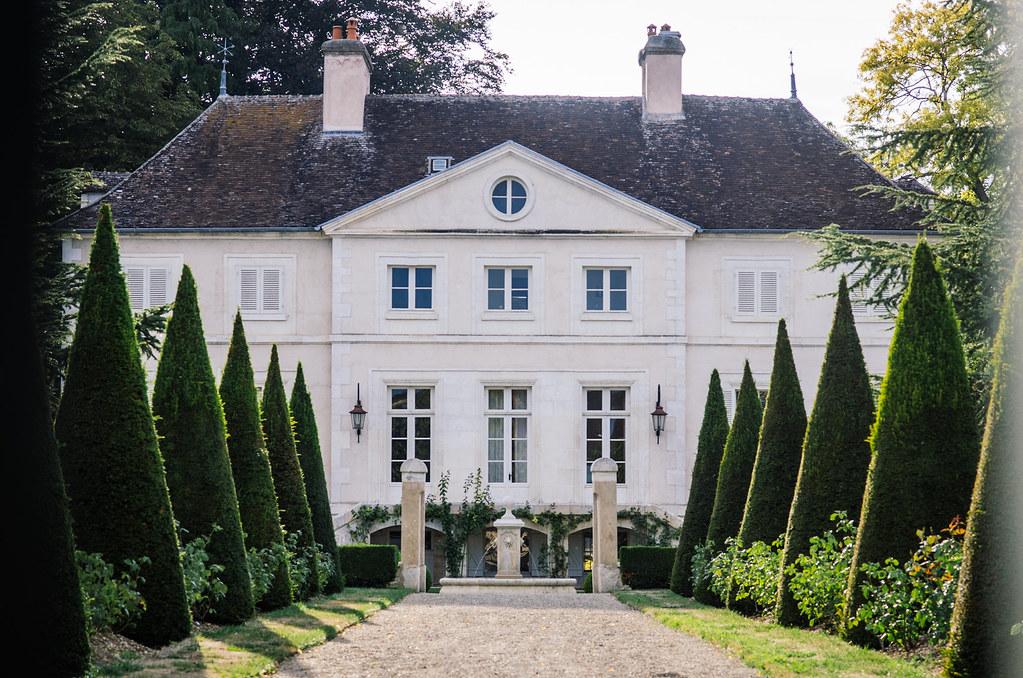 Balade gastronomique dans l'Yonne - Des châteaux et des vins