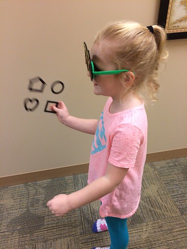 Hadley's Eye Exam