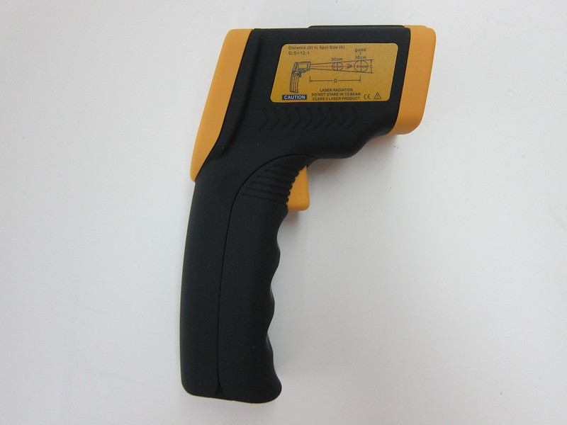 Nubee NUB8380 Temperature Gun - Right