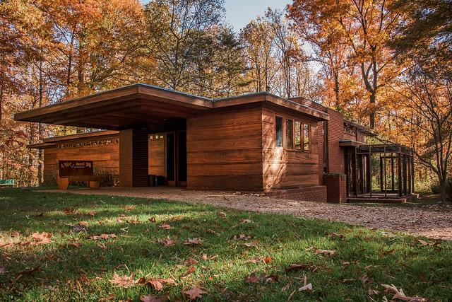 A Frank Lloyd Wright Autumn