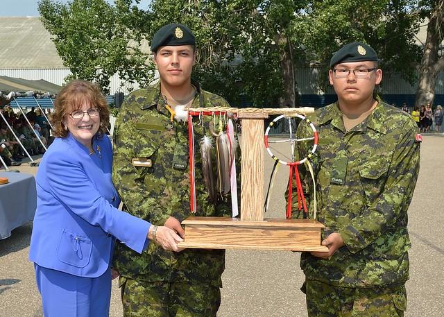 2015-08-13 Bold Eagle Graduation