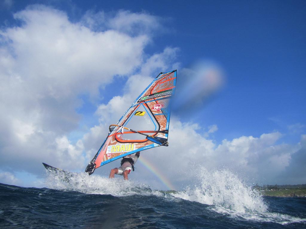 Windsurfing - 2015 Maui