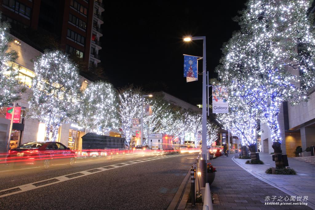 Tokyo Winter Illuminations- 六本木之丘-周圍點燈-IMG_0079083