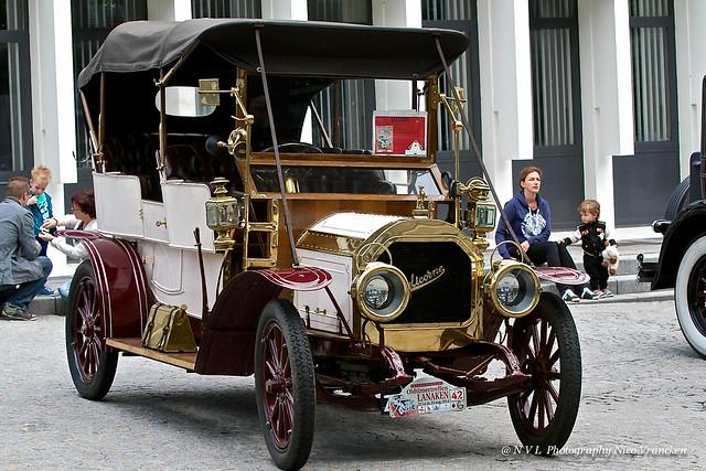 Oldtimertreffen - Vooroorlogse auto's
