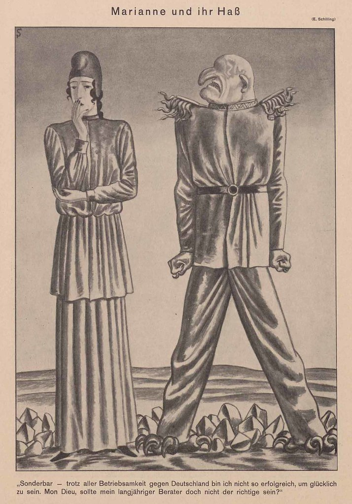 Erich Schilling - Marianne And Her Hatred, 1936