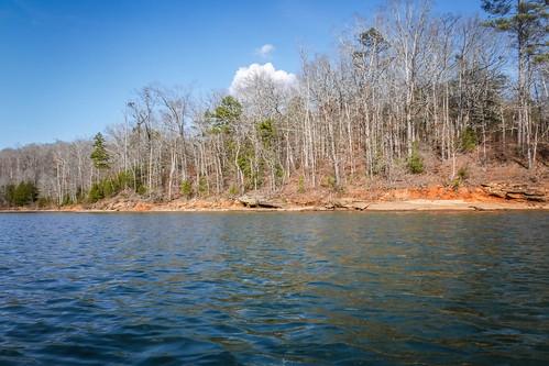 iva kayaking lakerussell montevideo paddling southcarolina unitedstates us