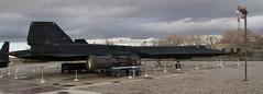 61-7973 SR-71A Blackbird