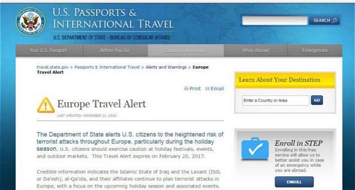 201612119_CH_美國旅遊警告
