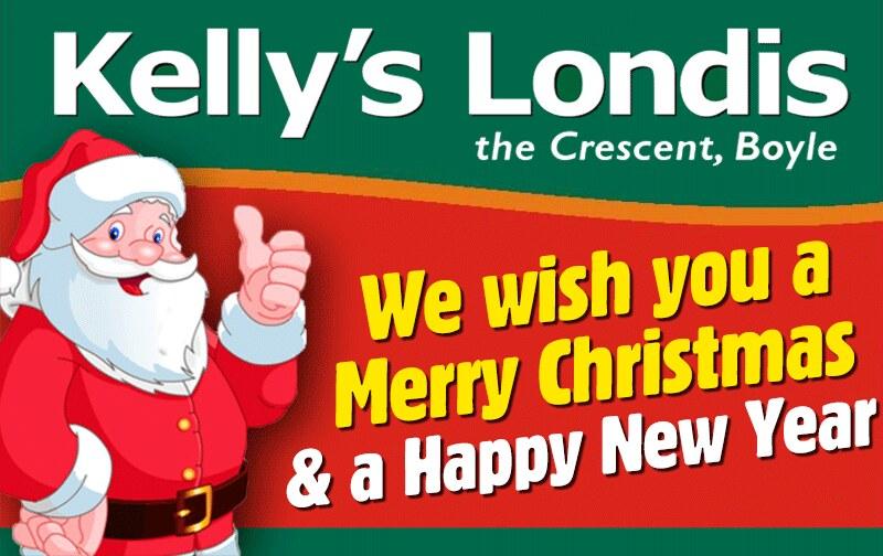 Kellys Londis Christmas 2016