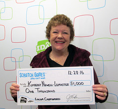 Kimberly Newell-Lemaster - $1,000 Hot Cocoa Cashword