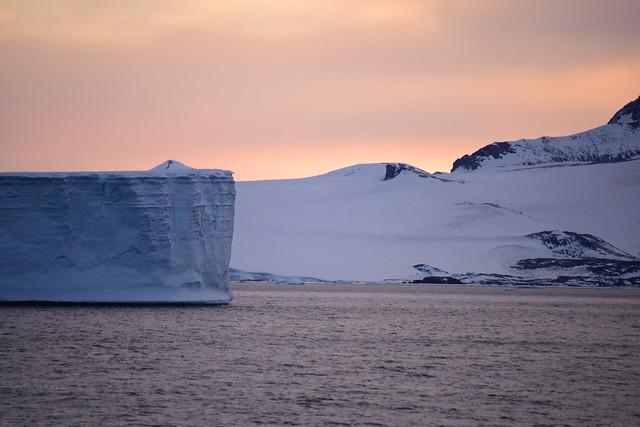 Antartica found