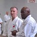 Shihan Cyril Cummins and Sensei Ronnie Christopher Course