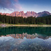Mirror Lake by albert dros