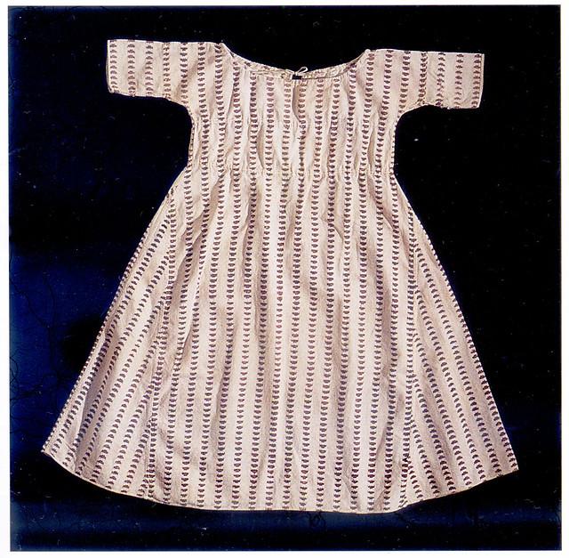 Robe d'enfant, vers 1790