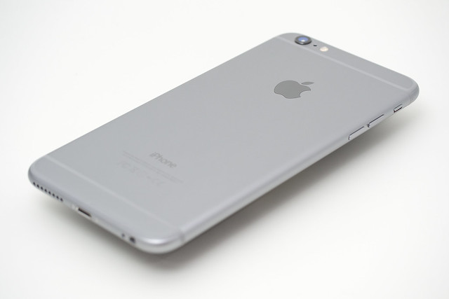 iPhone 6 Plus replaced