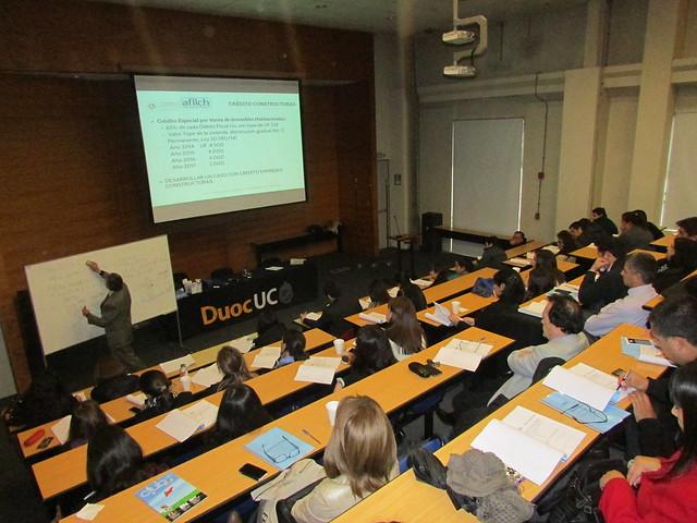 """Directorio Regional Oriente AFIICH realizó exitoso taller sobre """"Reforma Tributaria, Normas Actuales Vigentes"""" - 24 Septiembre 2015"""