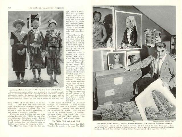 National Geographic April 1951 (3) - CHÂN DUNG ĐÔNG DƯƠNG