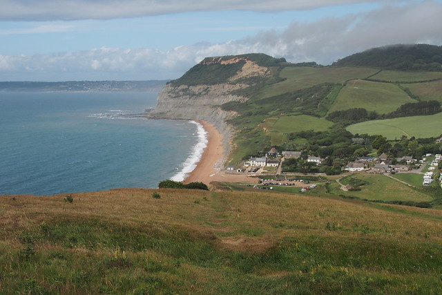 View to Golden Cap
