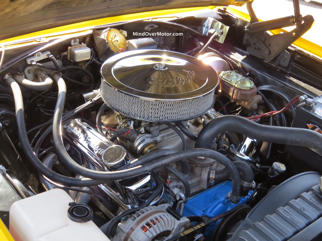 Coronet RT Engine